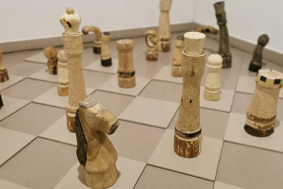 Klaipėdos galerijoje – jubiliejinė Daniaus Drulio paroda