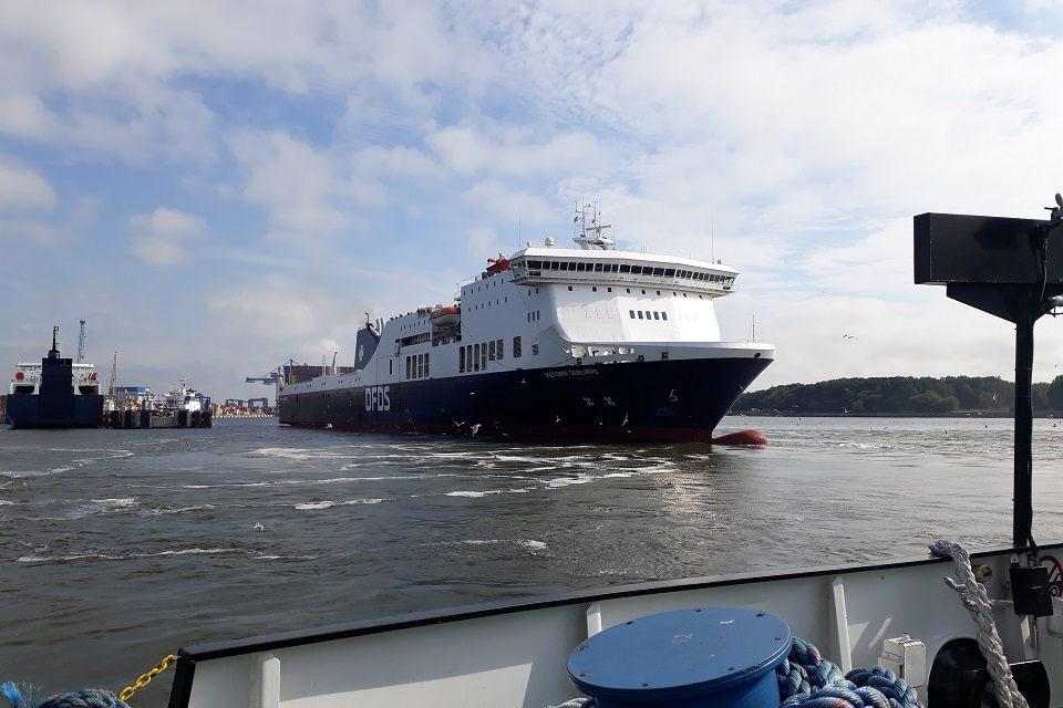 Laivuose –  griežtesni reikalavimai keleiviams