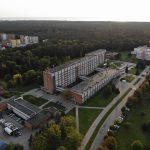 В Клайпедской университетской больнице могут принять 80-90 коронавирусных пациентов