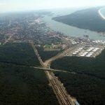 Гируляйский лес как яблоко раздора: жителей южной части Клайпеды и северных районов столкнут лбами