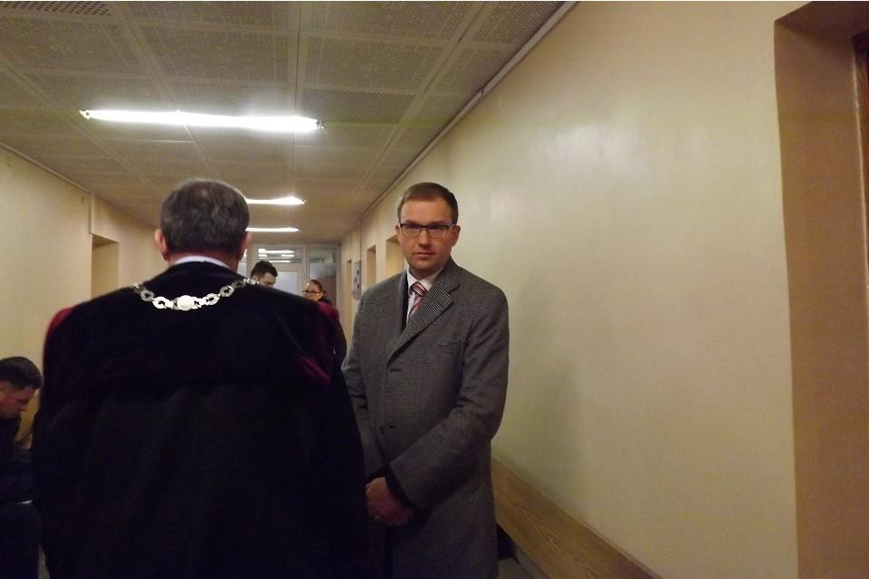 Klaipėdos teisme liudijo buvęs teisėjas ir buvęs Seimo narys