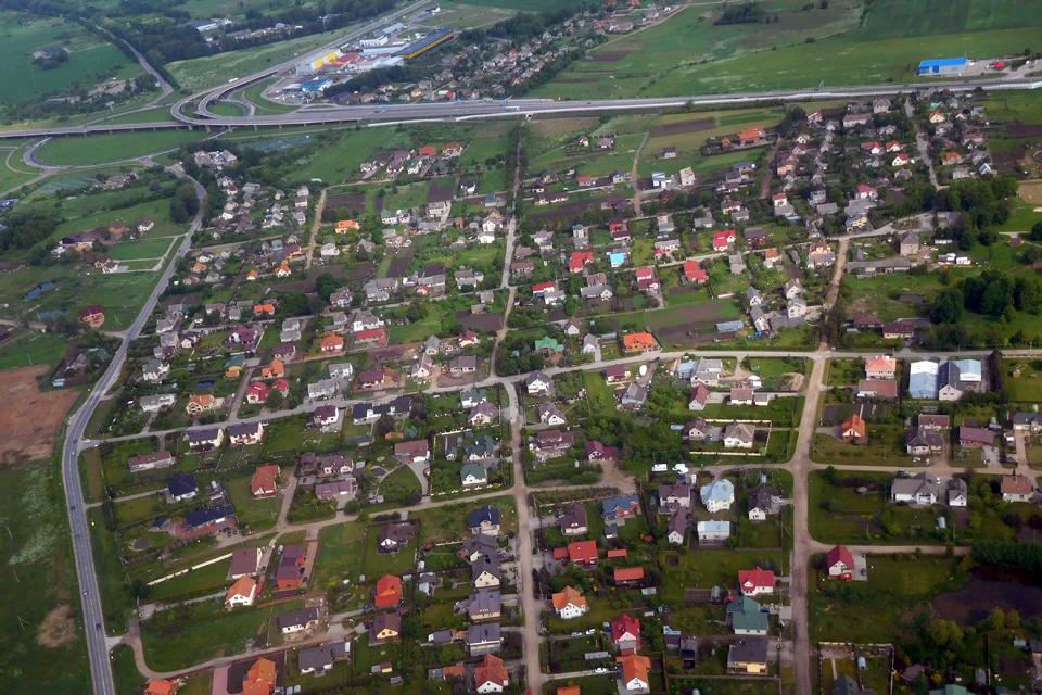 Klaipėdos rajonas ketina numatyti prioritetines plėtros zonas