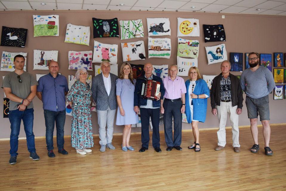 Kultūros centro ekspedicija išklausė rajono saviveiklininkus