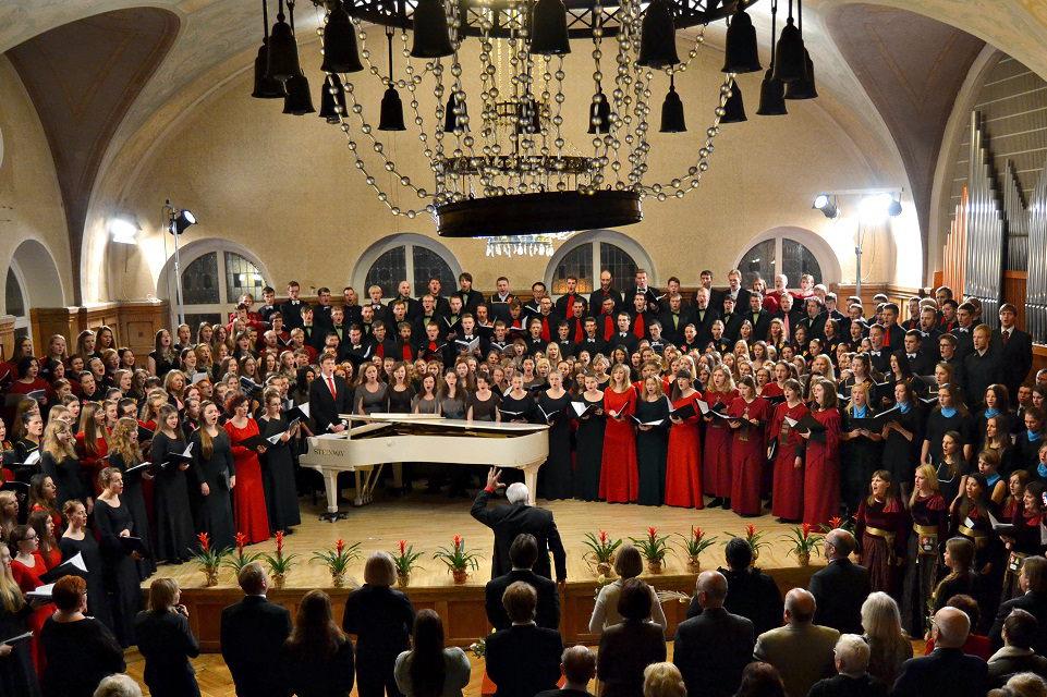 Studentų chorų festivalis atkeliauja į Klaipėdą