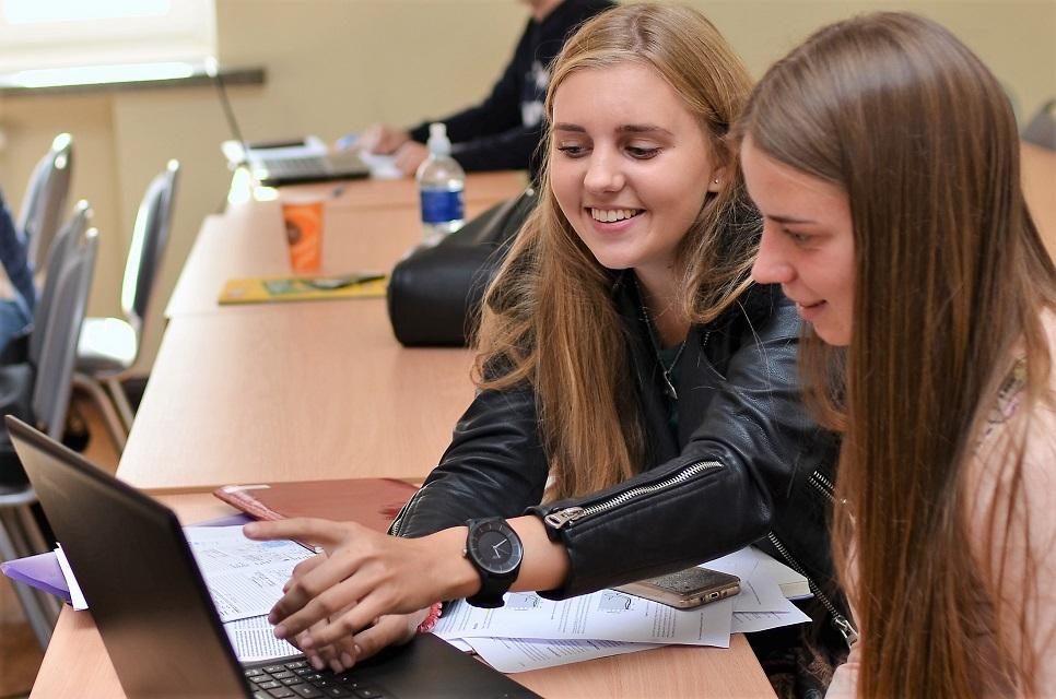 Klaipėdos universitete – renginių gausa karjerai