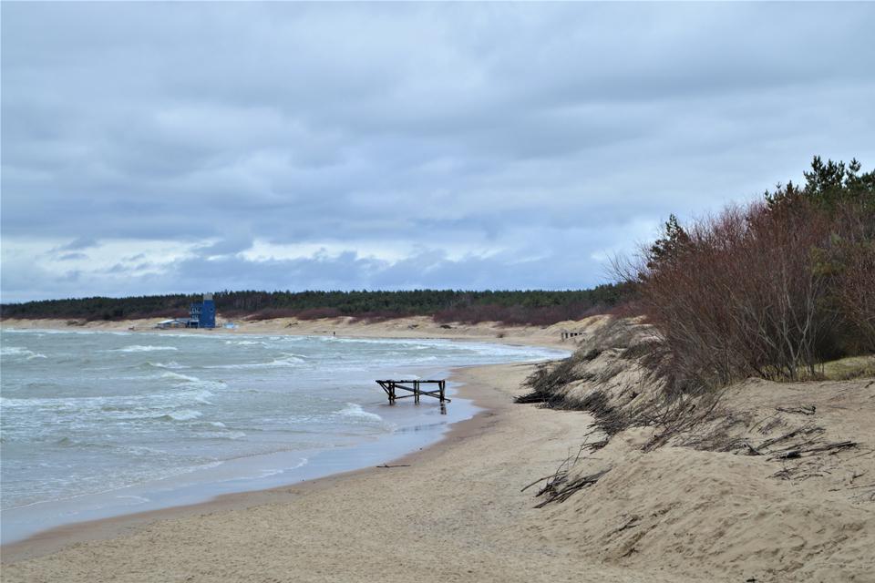 Palangos paplūdimiams – smėlio už 3 milijonus eurų
