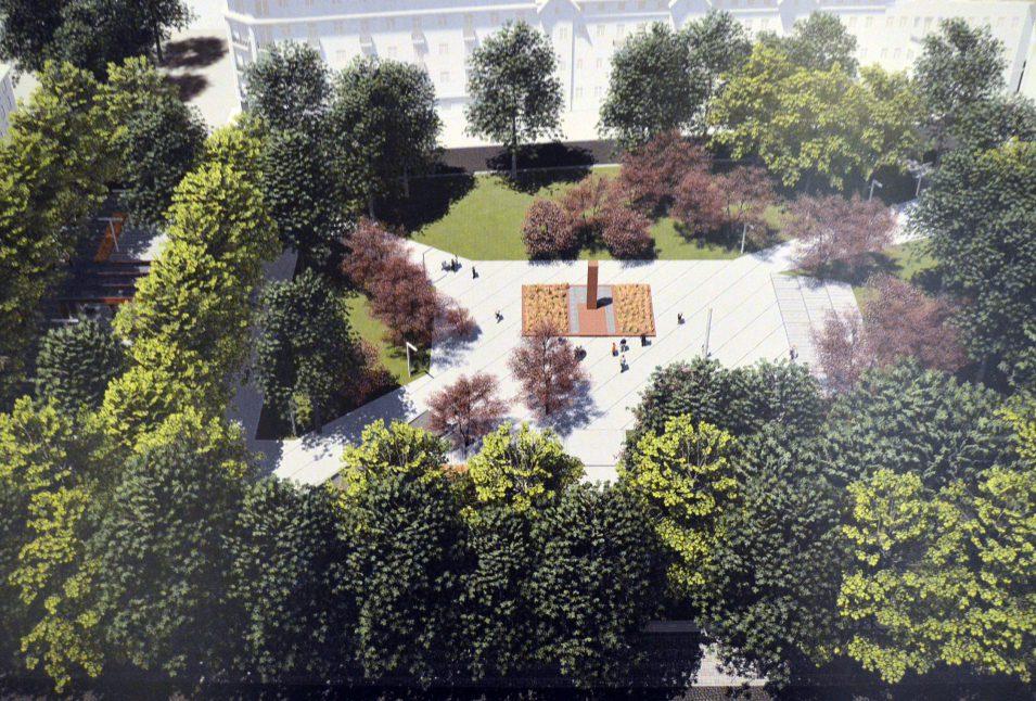 K. Donelaičio aikštės rekonstrukcijos pradžia – neaiški jau šešerius metus