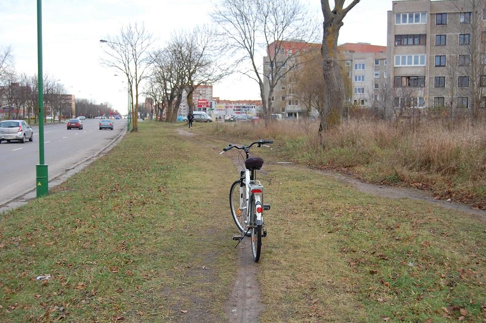 Tirs dviratininko ir prokuroro padėjėjos konfliktą