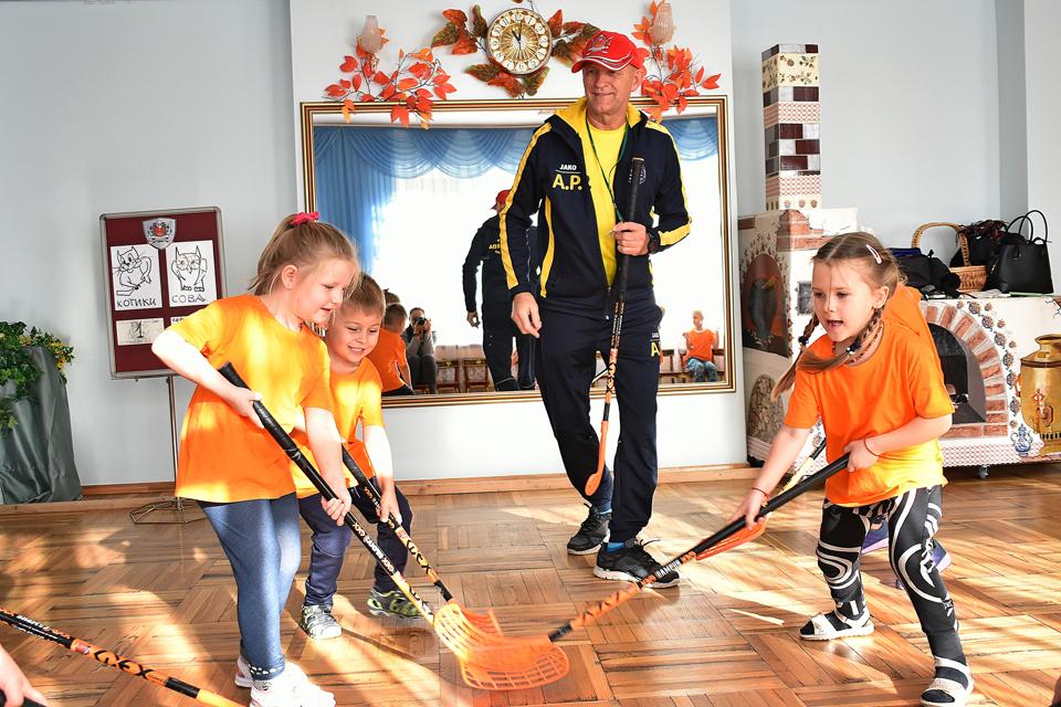 """Ledo ritulio klubo HC """"Klaipėda"""" treneris Algis Poškis: """"Pribrendome naujai arenai"""""""