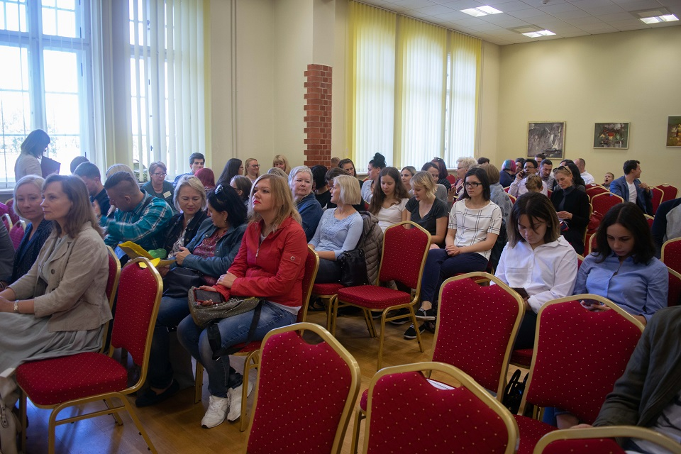 Sunkios lietuvių kalbos mokysis 70 kitakalbių