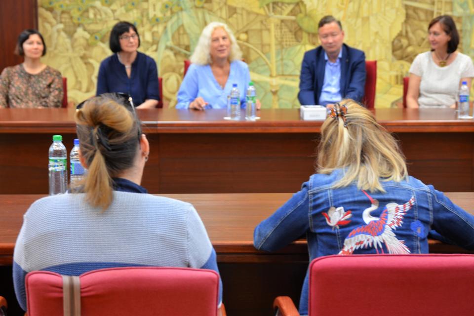 Klaipėdos universitetas koordinuos su Ukraina susijusį projektą