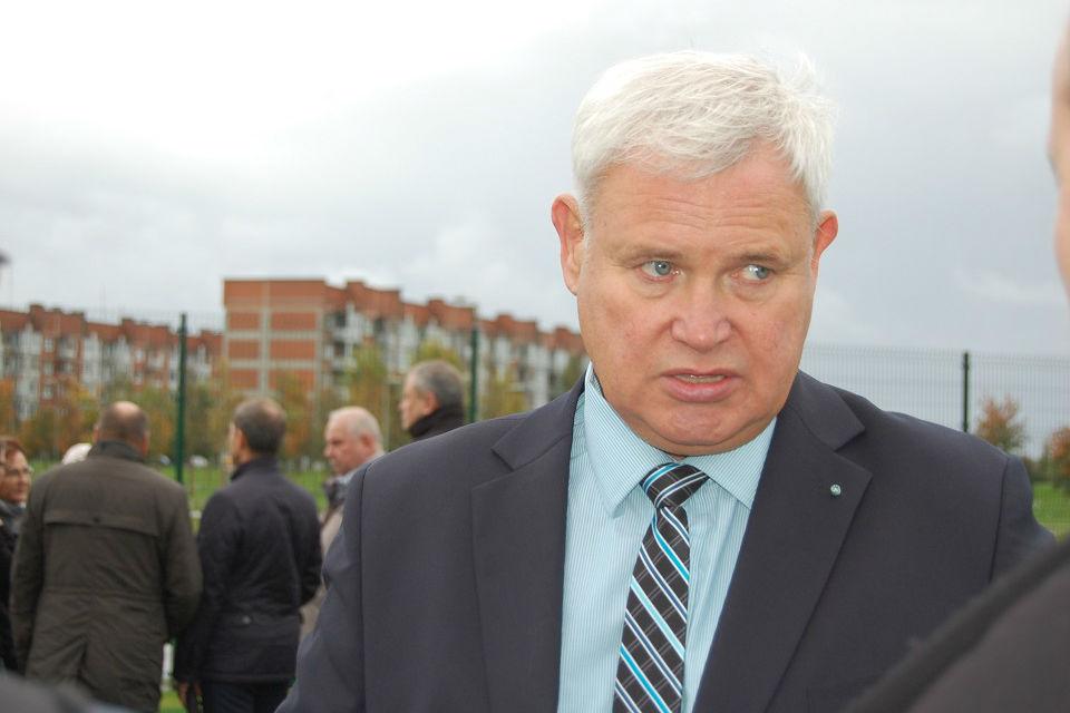 Klaipėdos meras į interesų voratinklį nepateko