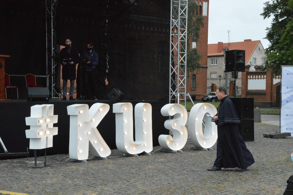 Klaipėdos universitetas žengia į 30-uosius mokslo metus