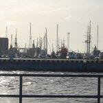 Uoste apribota laivyba