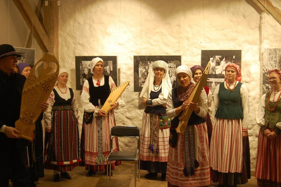 Mokys Klaipėdos krašto dainų