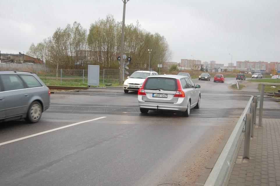 Skaudaus eismo įvykio atgarsiai: sužalotas aštuonmetis
