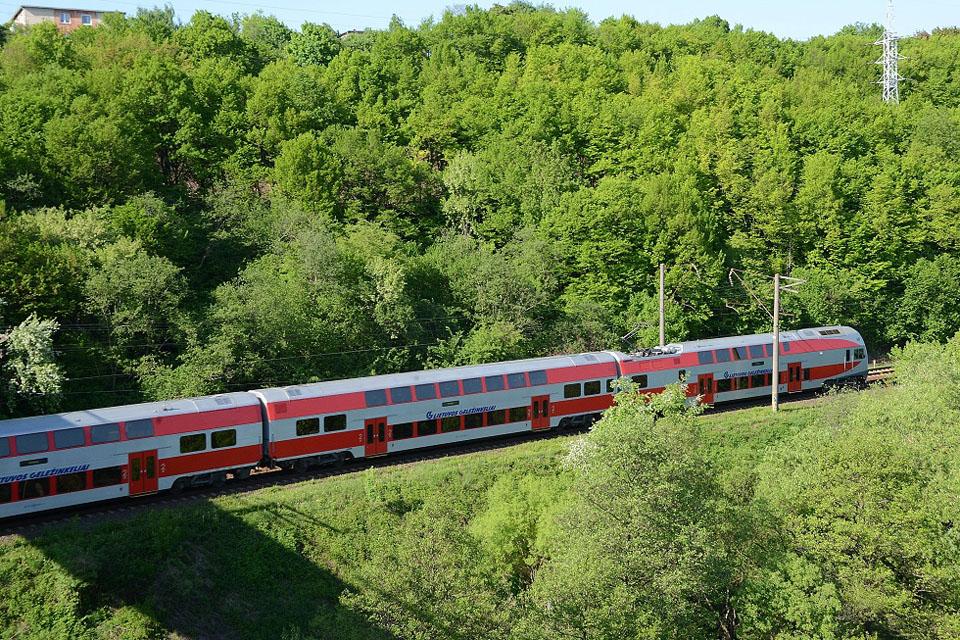 Elektriniai traukiniai į Klaipėdą – 2024 metais
