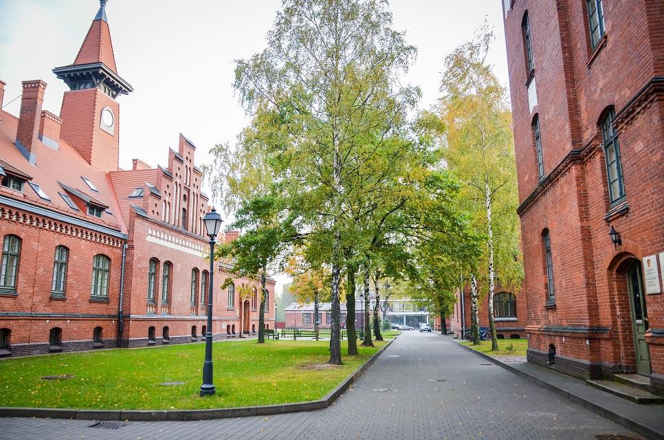 Universitetas telkia Vakarų regiono lyderius