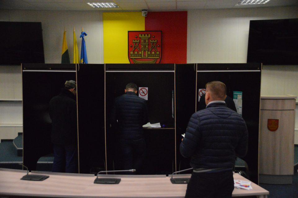 Seimo rinkimuose Klaipėdoje – ir kliūtys, ir naujovės