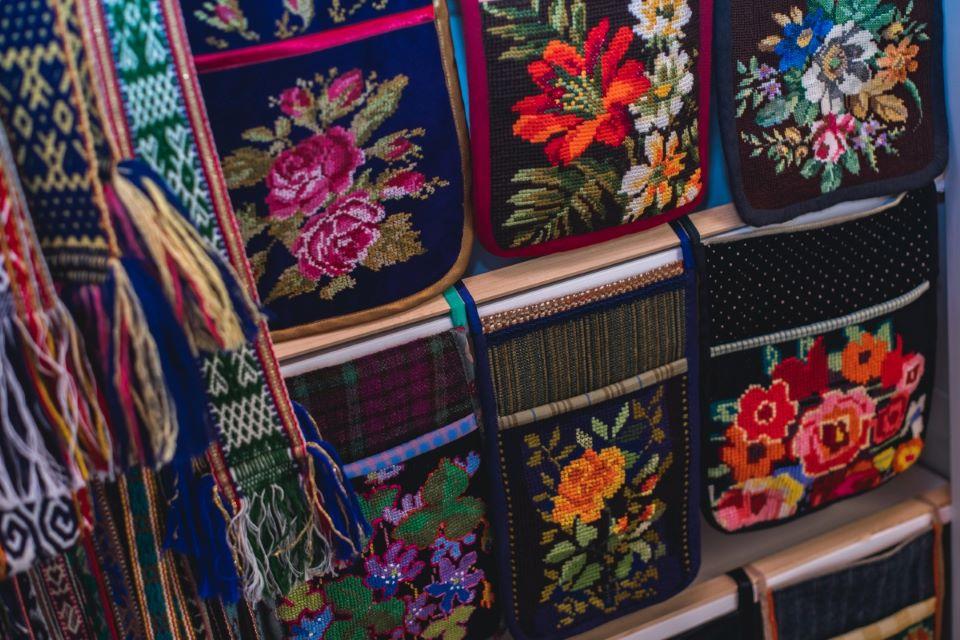 Klaipėdos Meno kieme – Tradicinės tekstilės galerija