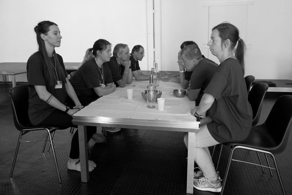 Dokumentiniame filme – profesionalių teatralų, neįgaliųjų ir Klaipėdos jaunimo dialogas