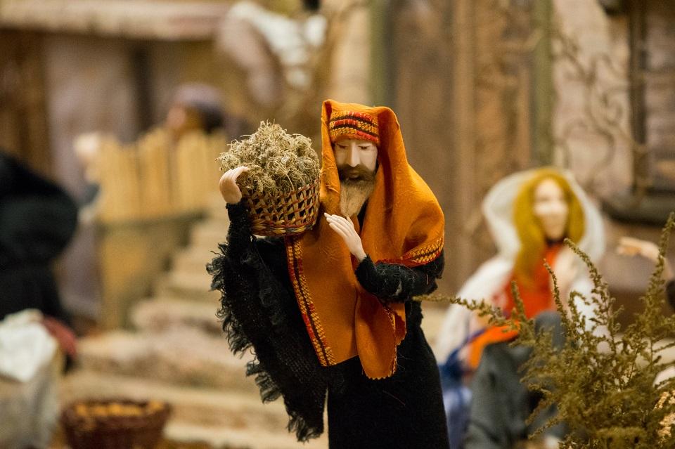 Lėlių parodoje – Velykų ryto epizodas