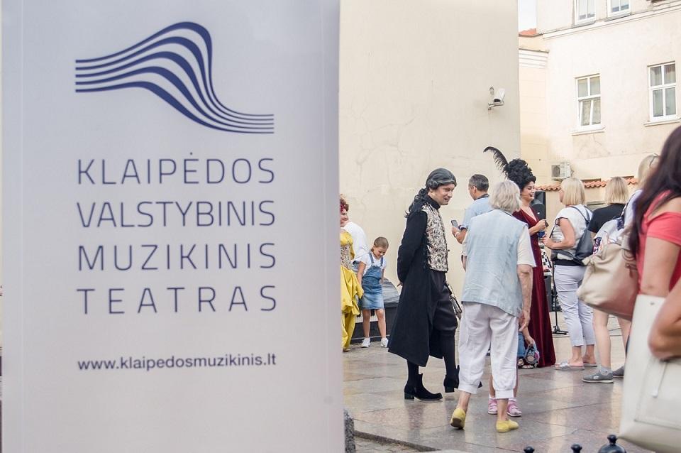 "Muzikinis teatras tapo ""Opera Europa"" nariu"