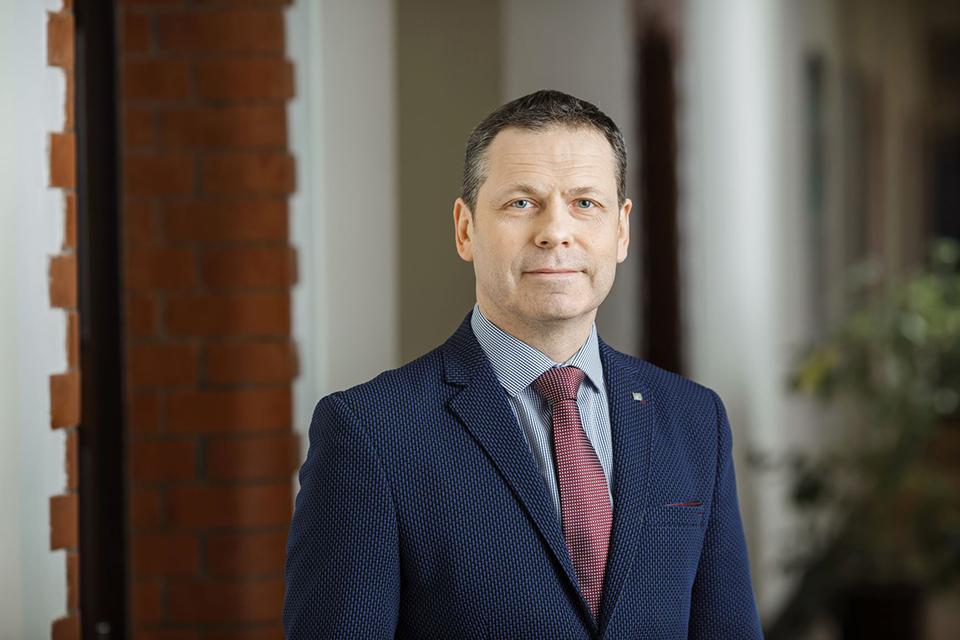 EU-CONEXUS Mokslo tarybai vadovaus Klaipėdos universiteto prorektorius