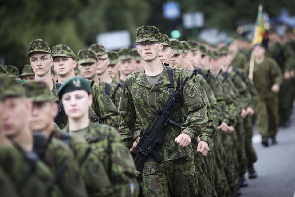 Dragūnų batalione – 500 savanorių