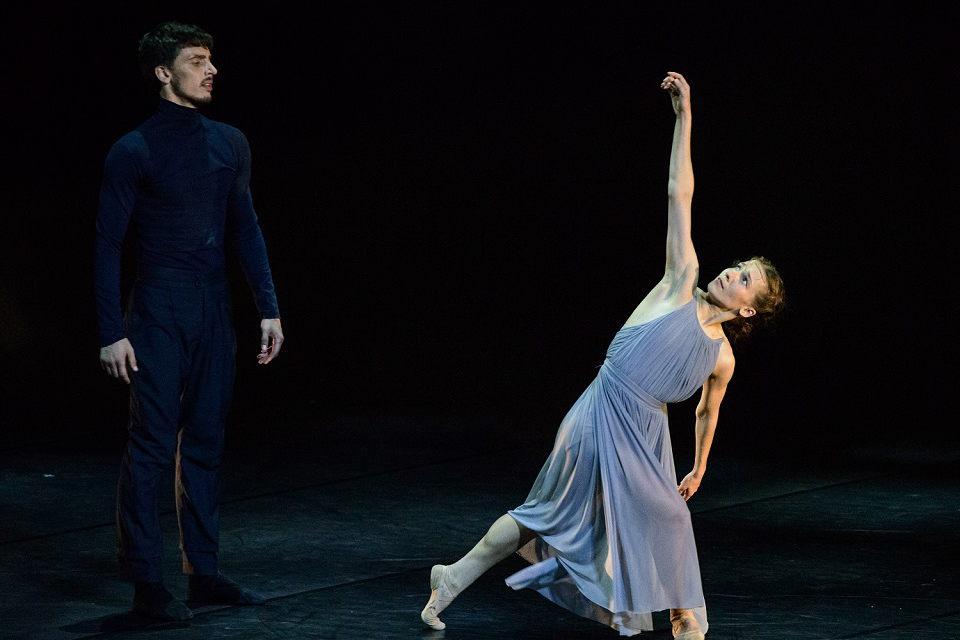 Balerina Julija Stankevičiūtė sugrįžta kaip Eglė