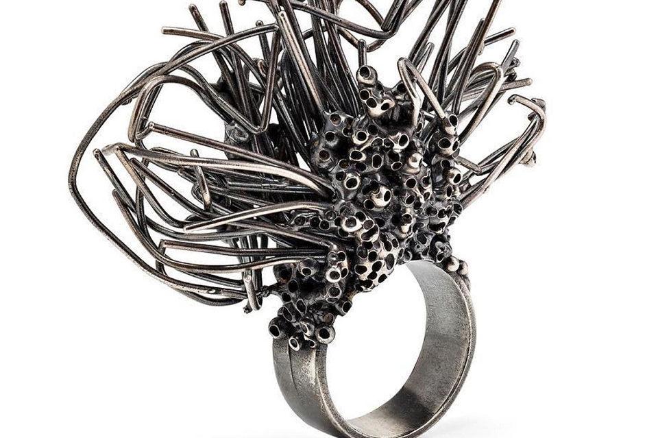 Pristatys šiuolaikinę juvelyriką