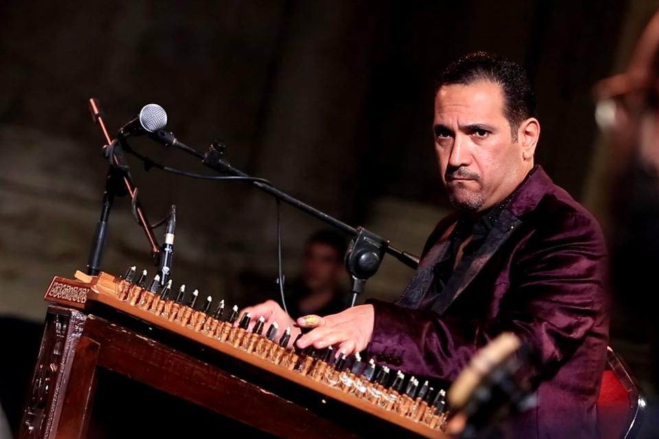 Džiazo festivalyje – ir arabiški ritmai