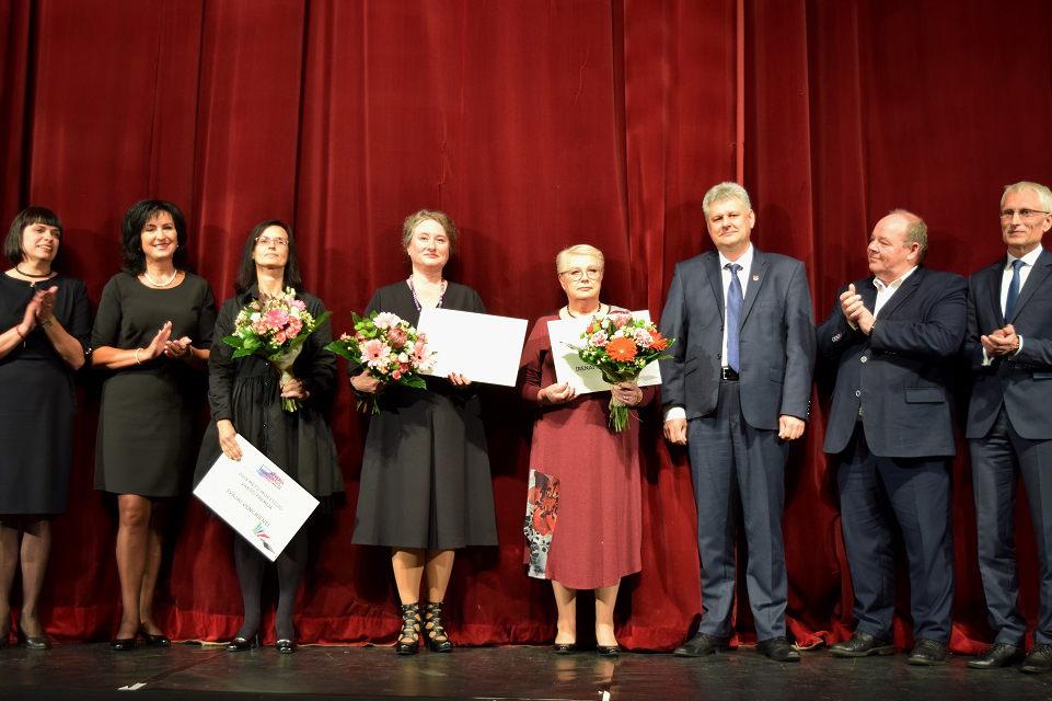 Pagerbti Klaipėdos rajono mokytojai