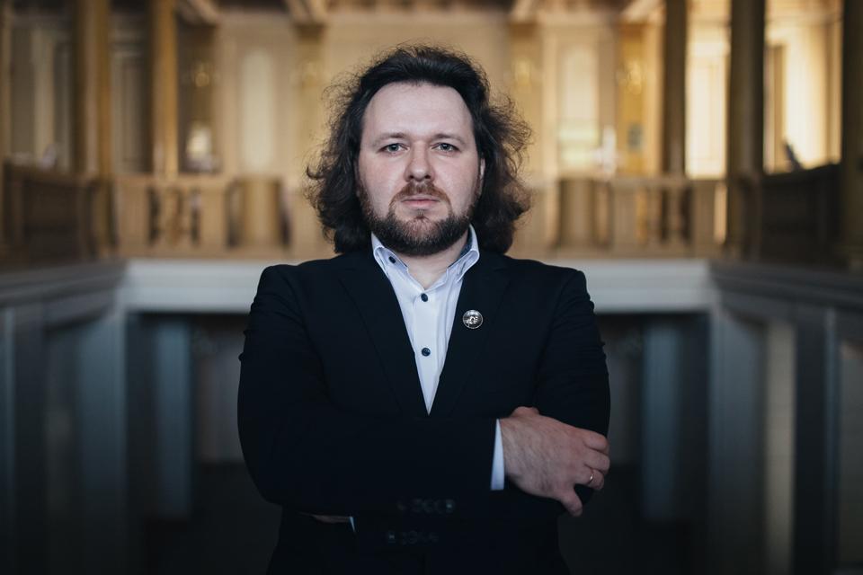 Gintaras Januševičius pristatys naują solinę programą
