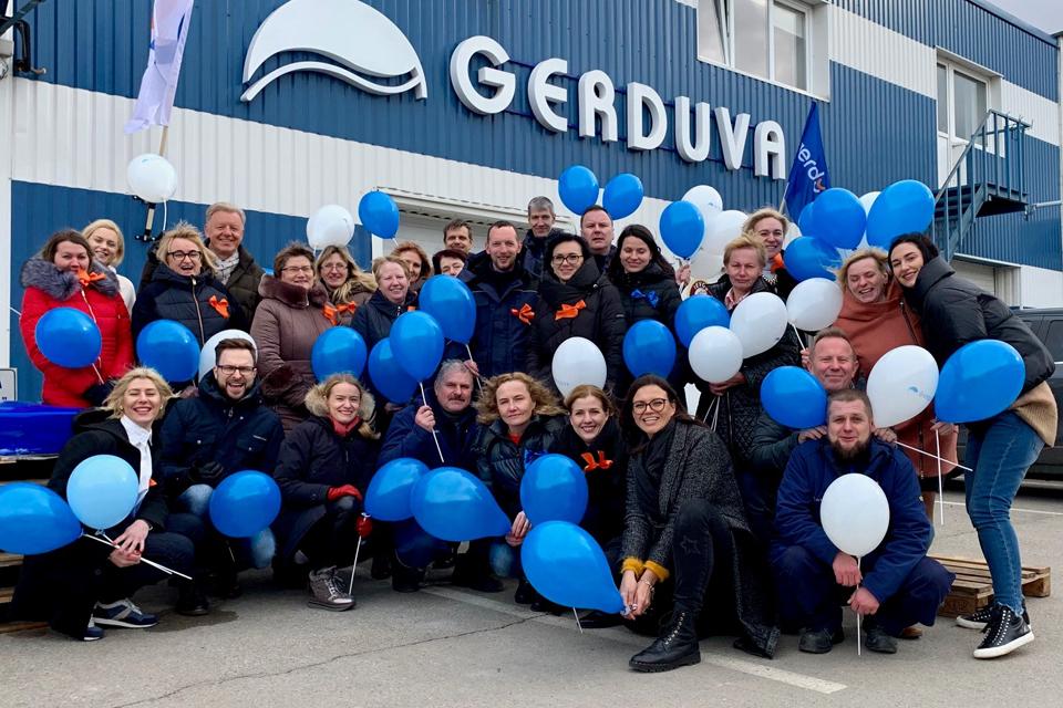 """""""Gerduva"""" švenčia 27-ąjį gimtadienį"""