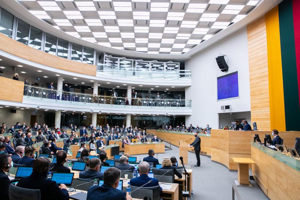 Patvirtinta Seimo komitetų sudėtis: kur dirbs pajūrio parlamentarai?