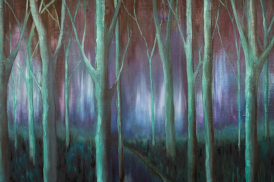 """""""Ramybės"""" galerijoje – paroda-kelionė """"Psyche ir gamta"""""""