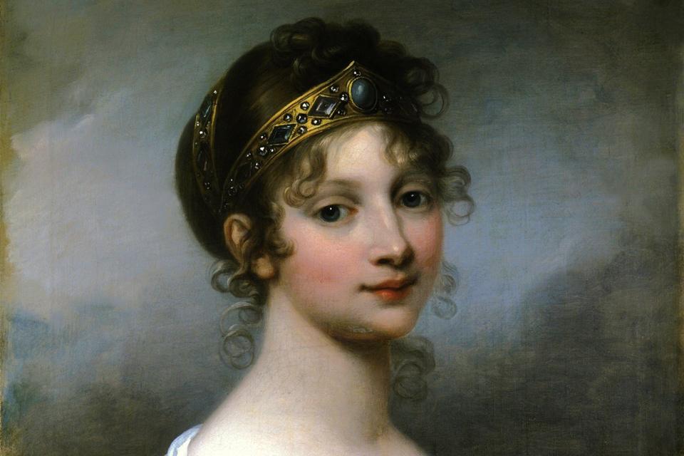 Kovo 10-oji – karalienės Luizės gimtadienis
