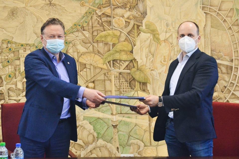"""""""Grigeo Klaipėda""""universitetui skyrė pusę milijono eurų"""