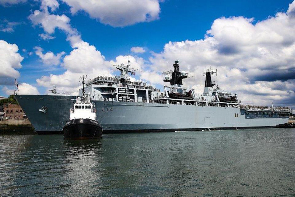 Klaipėdos uoste susitiks Jungtinių ekspedicinių pajėgų gynybos ministrai ir kariuomenių vadai