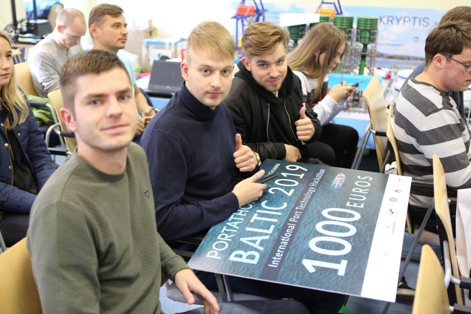 """""""Portathon Baltic"""" pristato naujas komandas ir ambicingą iššūkį"""