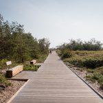 Baigiami darbai naujajame Melnragės parke