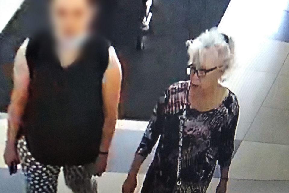 Gal pažįstate šią moterį?