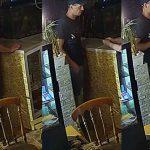 Policija domisi šiuo vyru: gal pažįstate?