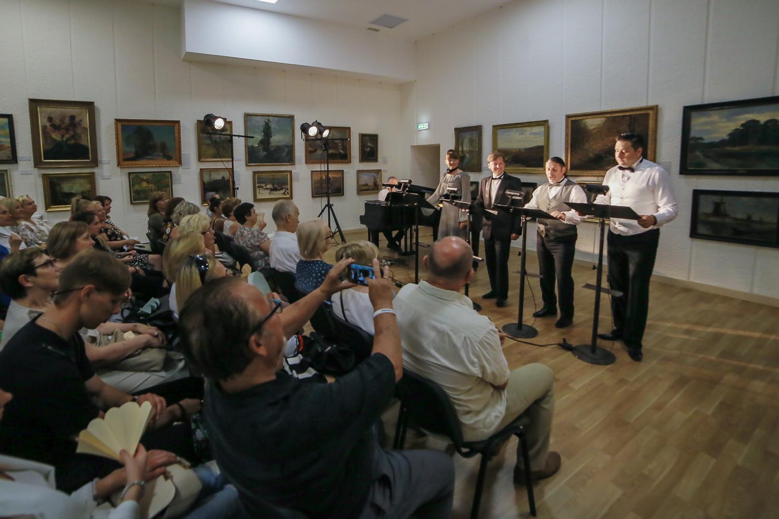Pajūrio publikai – itališkų dainų koliažas