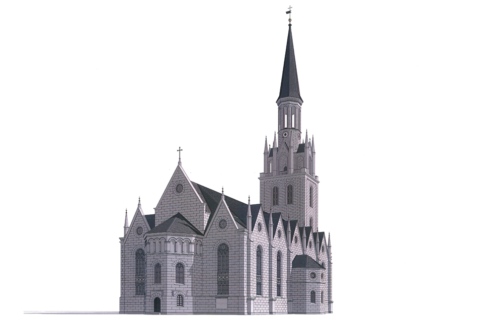 Jono bažnyčia: Vilnius nori skaičių