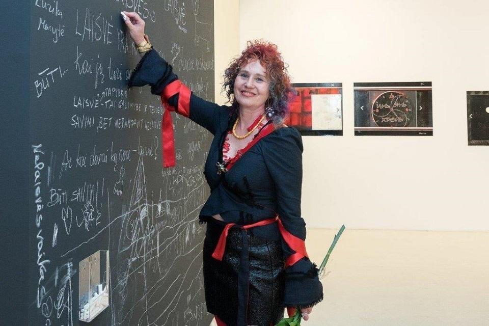 Jūratė Rekevičiūtė kviečia kurti istoriją ateičiai
