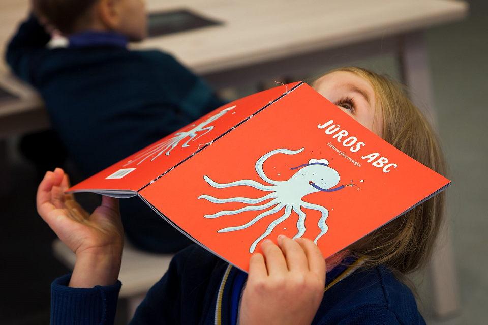 Knygų mugėje mokys jūros kalbos