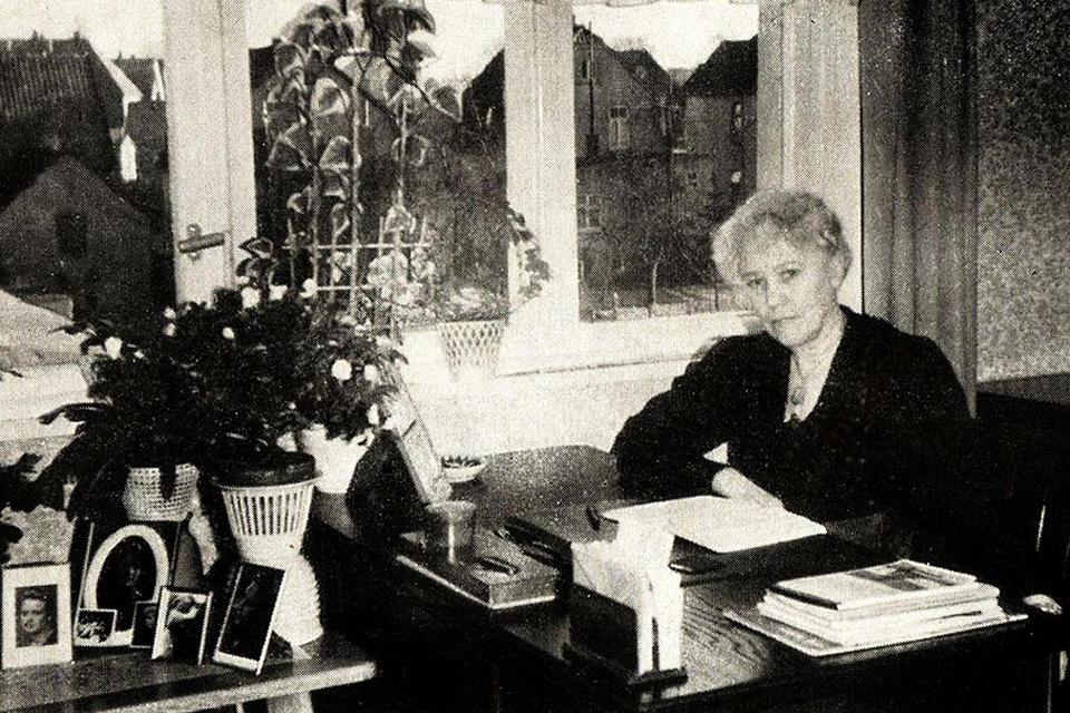 Šarlotė Kaizer, Berbomas ir Rusnė