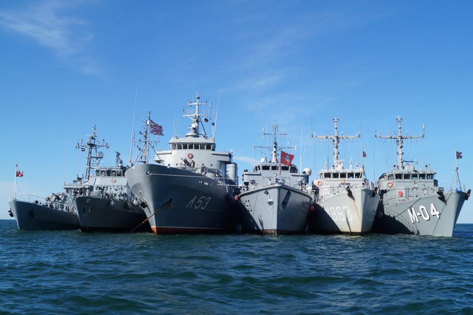 Baltijos jūroje prasidės tarptautinės jūrų pajėgų pratybos BALTOPS 2019
